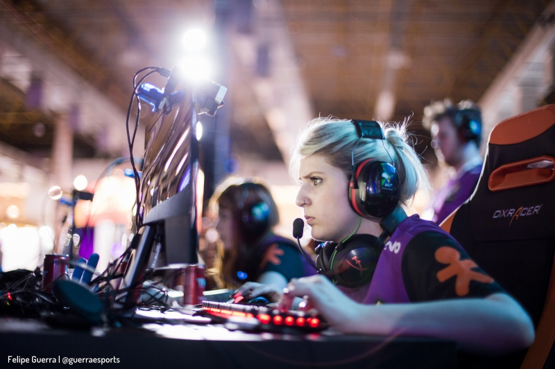 Team One RED vence Imperial fem e conquista etapa de Agosto da Liga Feminina Gamers Club