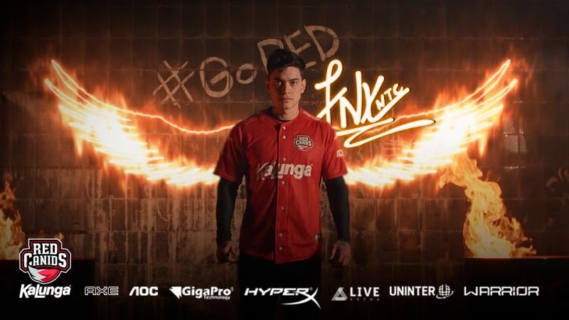 Com retorno de fnx, RED Canids confirma sua nova line-up