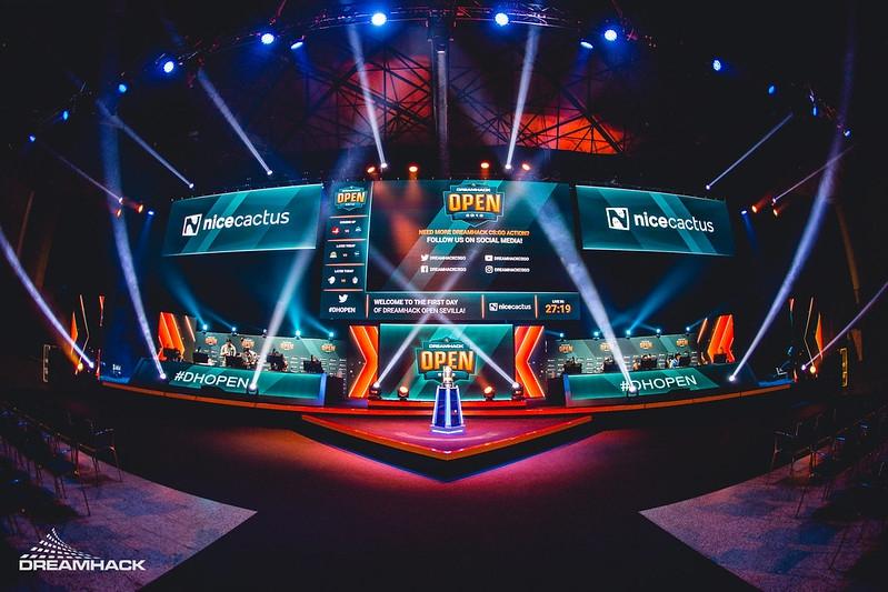 Etapas de Valencia, Montreal e Hyderabad da DreamHack Open serão disputadas online