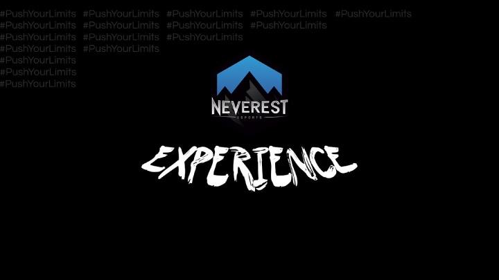 Com o intuito de formar atletas profissionais, Neverest anuncia projeto Experience