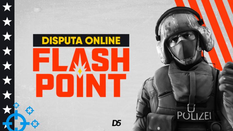 Jogos da FLASHPOINT são adiados e torneio irá prosseguir online em função do coronavírus