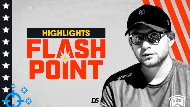 Melhores jogadas da primeira fase da Flashpoint