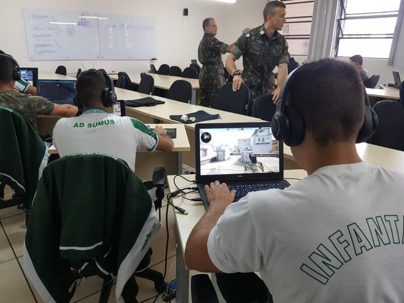 Exército Brasileiro dá os primeiros passos nos esports com torneio de CS