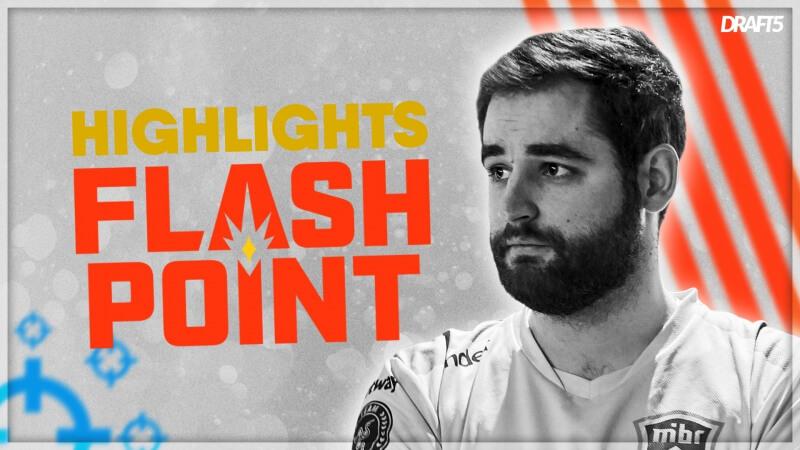 Melhores jogadas dos playoffs da Flashpoint Season 1