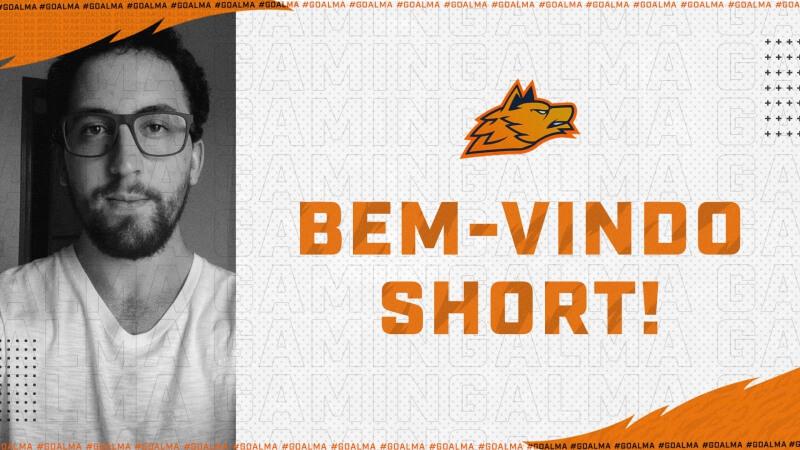 Antes treinador da SWS, short é anunciado como novo jogador da Alma Gaming