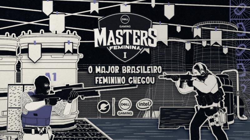Gamers Club Masters Feminina tem datas reveladas