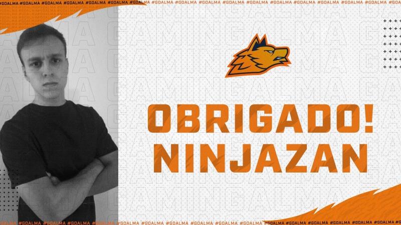 ninjaz4n deixa a Alma Gaming