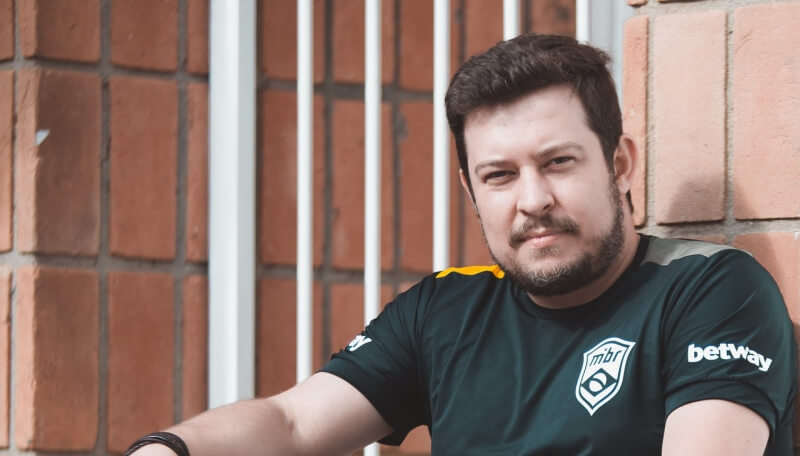 Em exclusiva, cogu fala sobre voltar a vestir a camisa do MIBR, a importância dos analistas e o desejo de uma line-up com seis jogadores