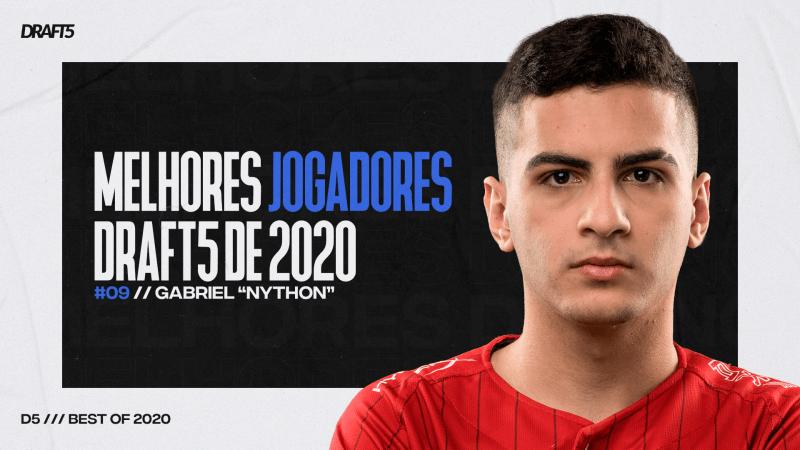 Os melhores no Brasil em 2020: (9) - nython