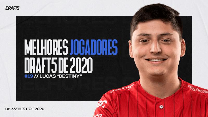 Os melhores no Brasil em 2020: (19) – Destiny