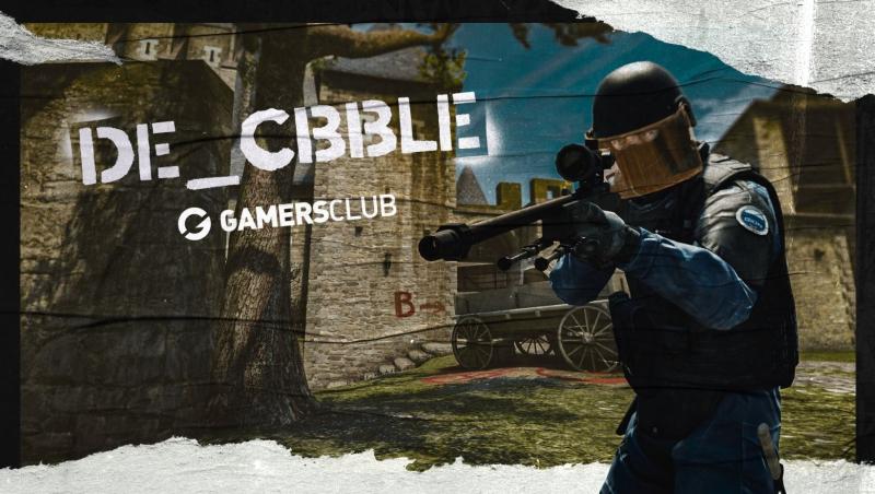 Cobblestone ainda pode ser jogada na plataforma líder | Foto: Divulgação/Gamers Club
