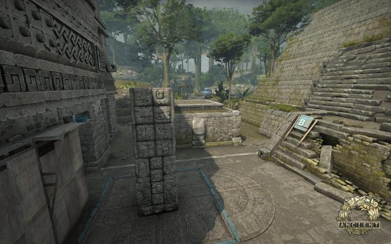 Em breve, Ancient tomará o lugar da Train no competitivo | Foto: Reprodução/Valve